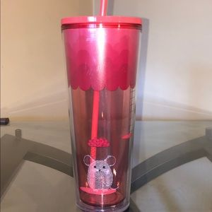 Starbucks 2020 Year of the Rat Tumbler